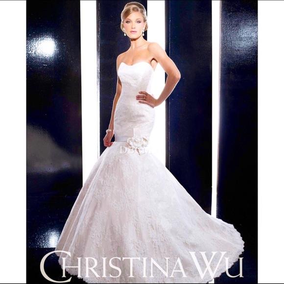 Christina Wu Dresses | Wedding Gown | Poshmark